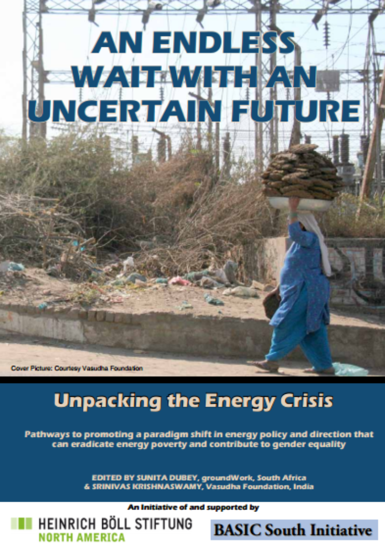 AN ENDLESS WAIT WITH AN UNCERTAIN FUTURE: UNPACKING THE ENERGY CRISIS