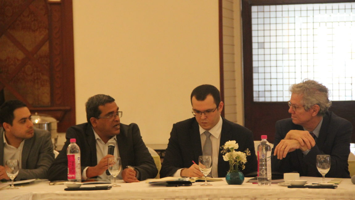 """Multi-Stakeholder Dialogue and Strategic Meeting on """"Engaging with New Development Bank"""""""